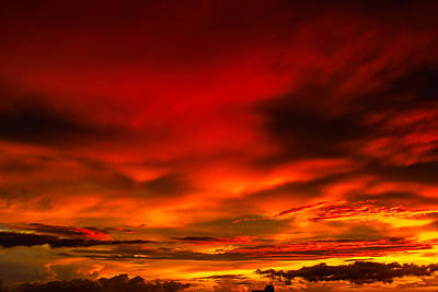 Photograph - Sunset Wow by Joseph Amaral