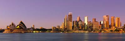 Sydney Skyline Photograph - Sydney Skyline by Andre Distel