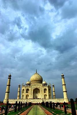 Have A Cupcake - Taj Mahal  by Amanda Stadther