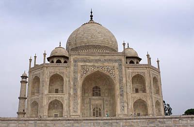 Photograph - Taj Mahal - India  by Aidan Moran