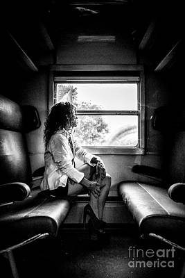 Photograph - Take A Litte Trip by Traven Milovich