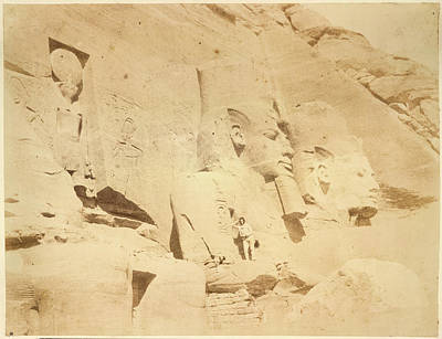 Abolitionism Photograph - Temple Of Ramses II by British Library