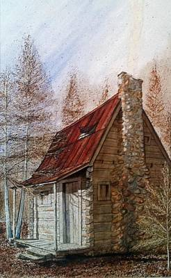 Painting - Tennessee Cut by Don F  Bradford
