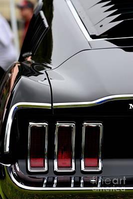 Photograph - Terra Nova Hs Car Show by Dean Ferreira