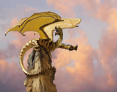 Cabrera Painting - Territory by Armand Cabrera