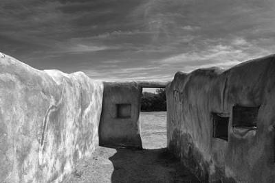 Photograph - The Adobe by Sandra Selle Rodriguez