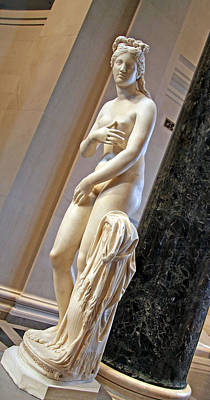 Photograph - The Capitoline Venus by Cora Wandel