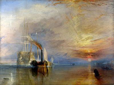 The Fighting Temeraire Art Print