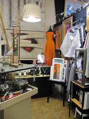 Mixed Media - The Gallery At Gannons by Brenda Berdnik
