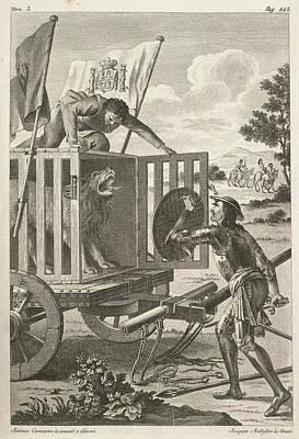 The History Of Don Quixote Art Print