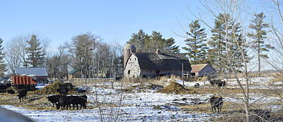 Photograph - The Homestead by Bonfire Photography