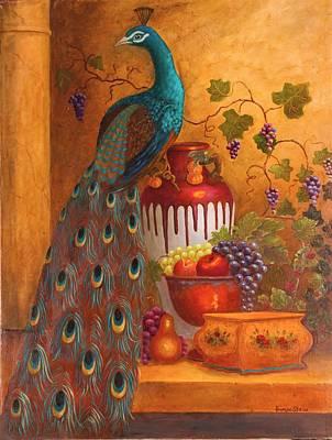 The Peacock Original by Jeanene Stein