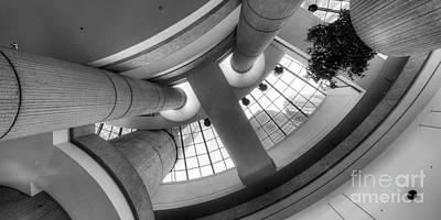 Renaissance Center Photograph - The Renaissance Center by Twenty Two North Photography