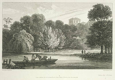 Owens River Photograph - The River Thames by British Library