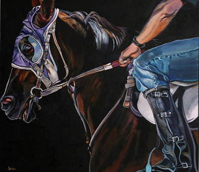 Painting - The Rookie by Stephanie Come-Ryker