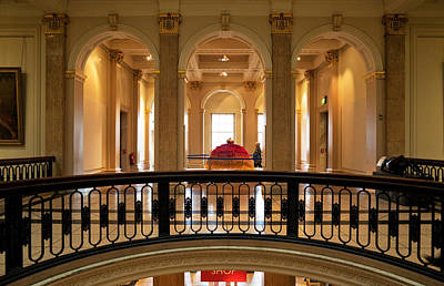 The Walker Art Gallery, Liverpool Art Print by Panoramic Images