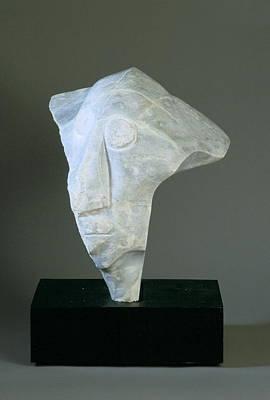 Sculpture - The Zealot by Manuel Abascal