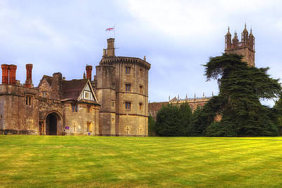 Manor Photograph - Thornbury Castle by Joana Kruse