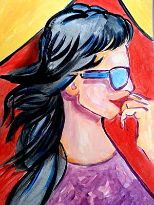 Painting - Thought Of You by Nikki Dalton