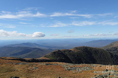 Photograph - Top  Mt Washington  by Jeffery Akerson