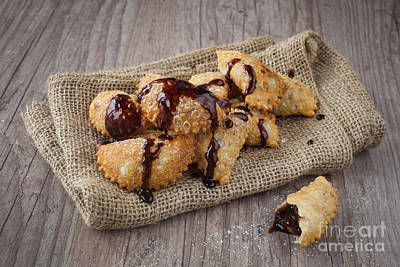 Julep Photograph - Traditional South Italiy Pastries by Sabino Parente
