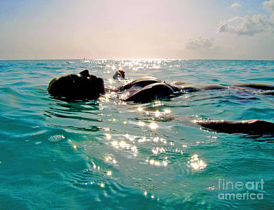 Cancun Photograph - Tranquility by Carey Chen