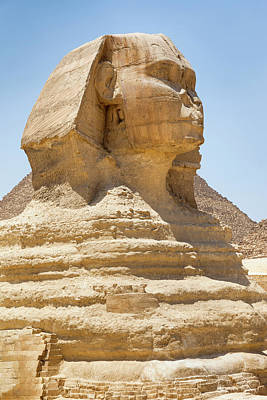 Religious Art Photograph - Travel Images Of Egypt by Mel Longhurst