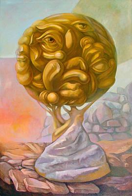 Tree Of Knowledge Art Print by Filip Mihail