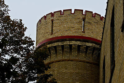 Photograph - Turret by Jp Grace