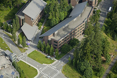 Self-knowledge Photograph - University Of Washingtons Bothell by Andrew Buchanan/SLP