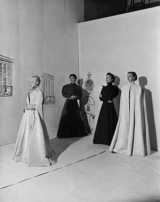 Vogue  Art Print by Cecil Beaton