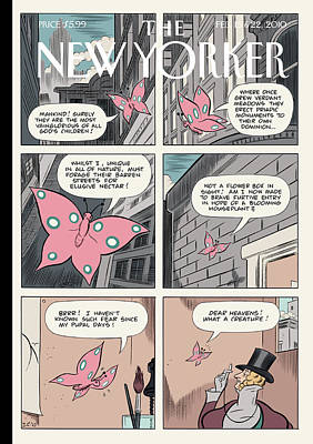 Painting - Survival Of The Fittest by Daniel Clowes
