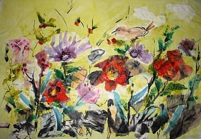 Untitled Art Print by Mary Spyridon Thompson