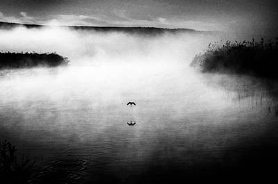 Grainy Photograph - Untitled by Miki Meir Levi