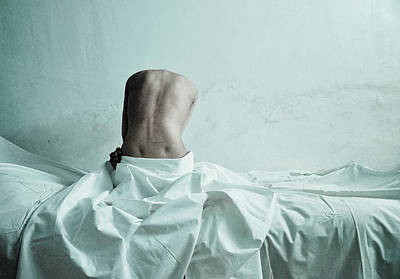 Bodyscape Art Photograph - Untitled by Mojgan