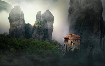 Buddhist Photograph - Untitled by Veselin Atanasov