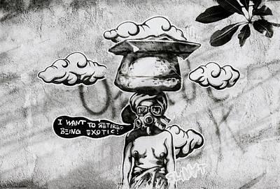 Humor Photograph - Urban Exotic by Shaun Higson