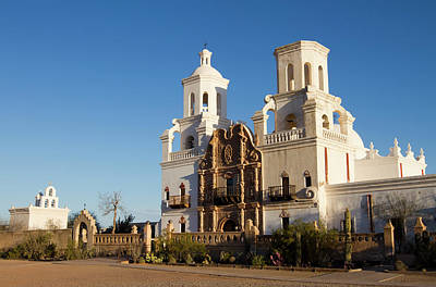 Beautifully Designed San Xavier Mission Photographs | Fine ...