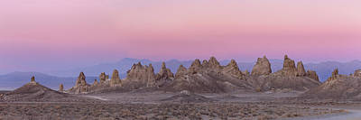 Composite Photograph - Usa, California Composite Panoramic by Jaynes Gallery