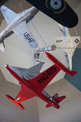 Usa, Colorado, Denver, Wings Art Print