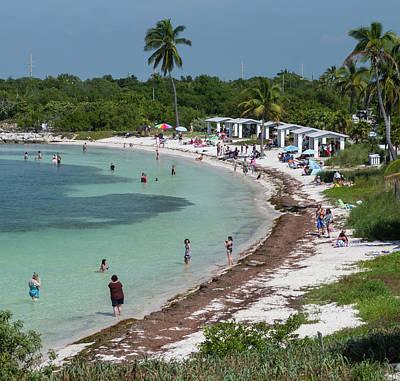 Bahia Honda Photograph - Usa, Florida, Bahia Honda State Park by Charles Crust
