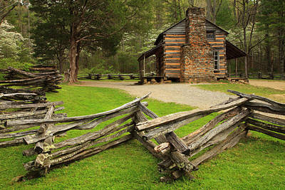 Tennessee Photograph - Usa, Tennessee, Great Smoky Mountain by Joanne Wells