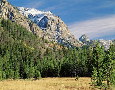 Usa, Wyoming, Grand Teton National Art Print