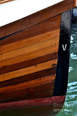 Photograph - Vancouver Bc - Classic Wooden Boats by Dean Ferreira
