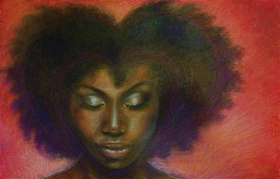 Painting - Varee Is Love by Gregory DeGroat