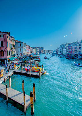 Royalty Free Images Photograph - Venice by Amel Dizdarevic