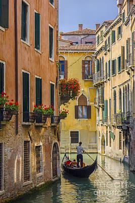 Architcture Photograph - Venice by Brian Jannsen