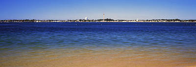 View Of Ocean, Provincetown, Cape Cod Art Print by Panoramic Images