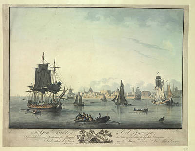 Views Of Liverpool Art Print