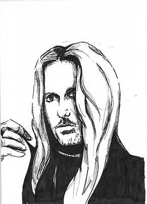 Vince Art Print